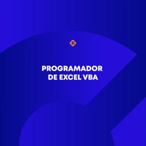 Programador de Excel VBA